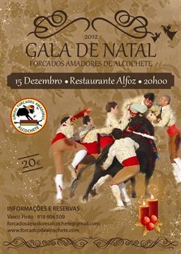 Gala de Natal dos Amadores de Alcochete (Alfoz)