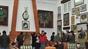 Imagens da Festa Convívio em casa de Luís Cochicho