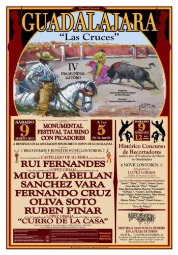 Rui Fernandes em Guadalajara dia 9 de Março