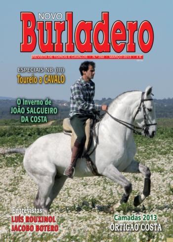 Novo Burladero - Edição nº 292 já está à venda
