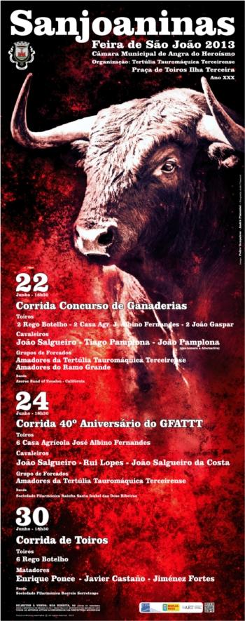 Açores - Apresentação da Feira de S. João 2013