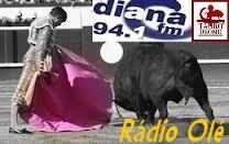Rádio Olé hoje na Diana FM