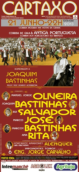 Cartaxo - Corrida de Gala à Antiga Portuguesa