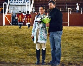 Entradas com Troféus para Ana Rita e Amadores de Évora