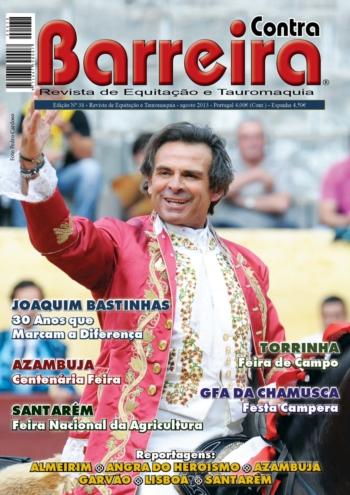 Revista Contra Barreira de Agosto