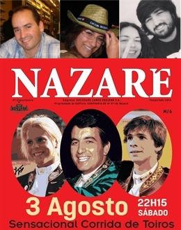 Vencedores dos Bilhetes para Nazaré