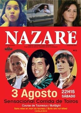 Vencedores dos Bilhetes para Nazaré (2º Sorteio)