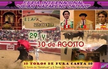 Casquinha na Feira de Llapa (Peru)