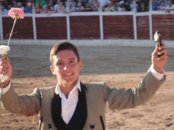Pedro Cunha em Alba de Tormes, Salamanca (Espanha)
