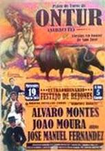 Dia 19, João Moura Jr em Ontur (Albacete)