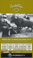 Substituições na Feira da Madalena em Castellón