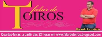 FALAR DE TOIROS: A reflexão e os projectos de Ricardo Levesinho
