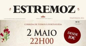 Joaquim Bastinhas, Moura Júnior e João Maria Branco em Estremoz, no dia 2 de Maio!