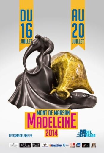 Um Cartaz Especial - Feira de Madeleine 2014
