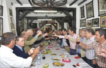 José Samuel Lupi comemora 50 anos dos Amadores de Montijo