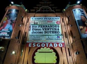 Está encerrado o cartel da corrida surpresa do Abono de 2014, no Campo Pequeno