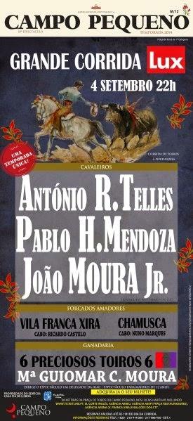 Campo Pequeno regressa em Setembro com Pablo Hermoso