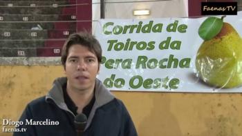 Reportagem Caldas da Rainha + Corrida da Pera Rocha - Faenas TV