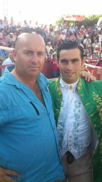 18 Festejos para David Gomes em Espanha