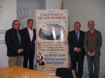 João Moura Caetano em Calzadilla de Los Barros