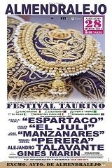 Festival Taurino de luxo em Almendralejo