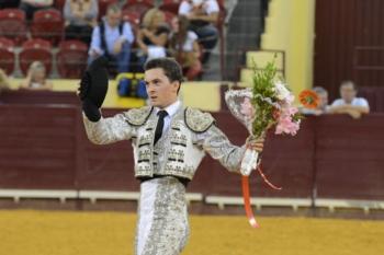 Pedro Noronha na final do Bolsin de Ledesma