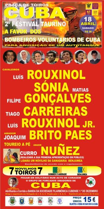 Cuba dia 18 de Abril