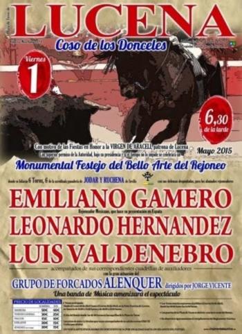 Amadores de Alenquer dia 1 de Maio em Lucena (Espanha)