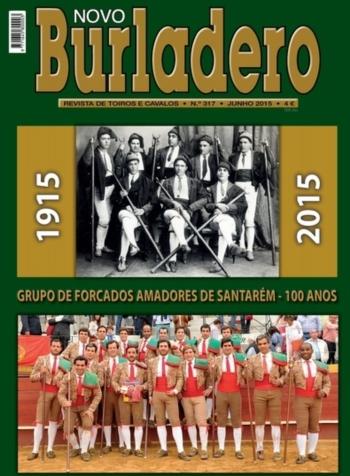 Novo Burladero N.º 317 já está à venda!