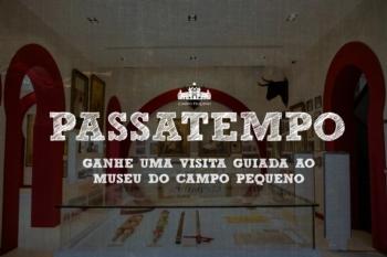 PASSATEMPO: GANHE UMA VISITA GUIADA AO MUSEU