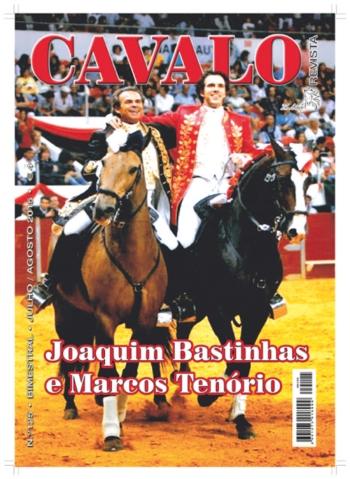 Cavalo Revista - 25 anos - Nas bancas 5ª feira dia 16 de Julho 2015