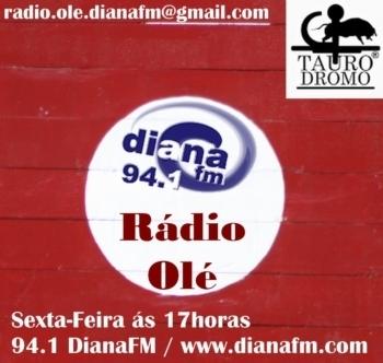 Rádio Olé Sexta-Feira na Dianafm com José Rilhas