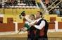 Imagens da corrida de toiros na Moita