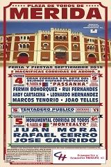 Feira Taurina de Mérida - Espanha