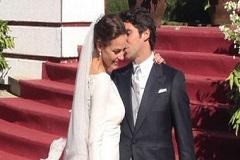 Casamento de Cayetano Ordoñez com Eva Gonzalez