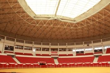 O Coliseu de Elvas vai iniciar época em Maio