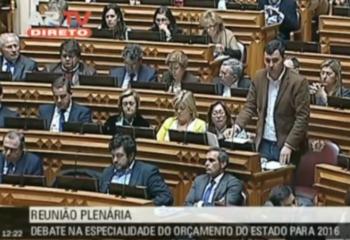 André Silva e a intervenção anti-taurina no Parlamento