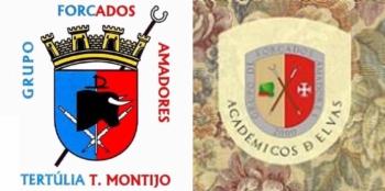 Amadores da T.T. do Montijo treinam com G.F.A Académicos de Elvas