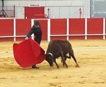 Debute em Espanha de João Silva, aluno da escola José Falcão