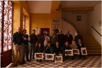 II Ciclo Nacional de Novilhadas das Escolas de Toureio - Encerramento do ano de 2016