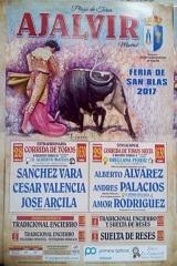 Arranque da Temporada Taurina de 2017 em Espanha