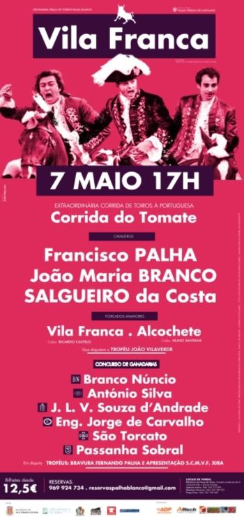 JOÃO MARIA BRANCO por Jacobo Botero em Vila Franca