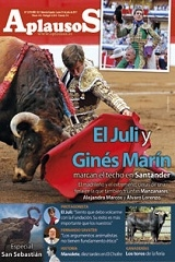 Revista Semanario Aplausos Taurino