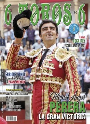 Revista 6 Toros - Extra Matadores 5