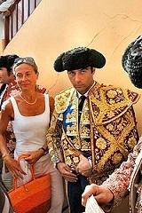 Enrique Ponce em tarde de grande triunfo