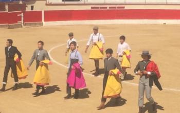 Aula Prática de Toureio no Montijo