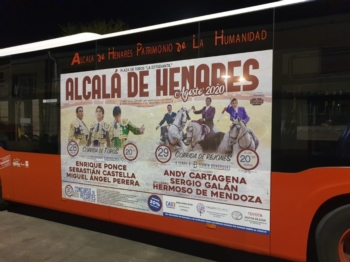 Corrida de toiros em Alcalá de Henares